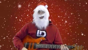 Online Guitar Lessons - Santa's Knuckle Busters - Secondar...