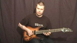 Online Guitar Lessons - String Skipping Arpeggios - Part 2