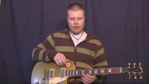 Online Guitar Lessons - Vibrato 101: Part 2 - The Door Kno...