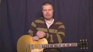 Online Guitar Lessons - Vibrato 101: Part 4 - The Open Han...
