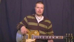 Online Guitar Lessons - Vibrato 101: Part 5 - The Violin V...