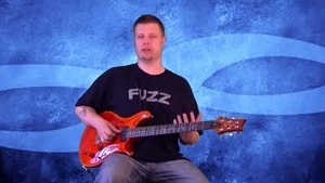 Online Guitar Lessons - Vibrato and Timing - To the Beat