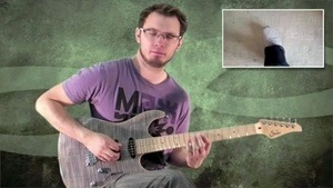 Online Guitar Lessons - Time Feel - Exercise 1: Demonstrat...