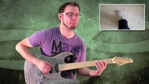 Online Guitar Lessons - Time Feel - Exercise 3: Demonstrat...