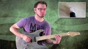 Online Guitar Lessons - Time Feel  - Exercise 4: Demonstra...