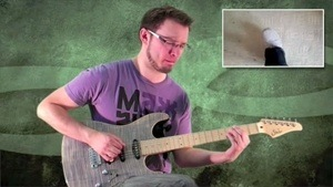 Online Guitar Lessons - Time Feel - Exercise 5: Demonstrat...