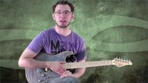 Online Guitar Lessons - Time Feel - Exercise 1: Explanatio...