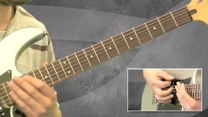 Online Guitar Lessons - Funky Fusion Song - Intro Section