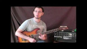 Online Guitar Lessons - Phrasing - Hemiolas Demonstration