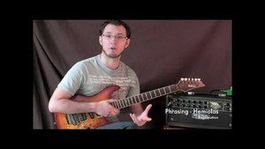 Online Guitar Lessons - Phrasing - Hemiolas Explanation