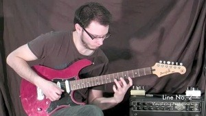 Online Guitar Lessons - Visualizing Pentatonics - Line No....