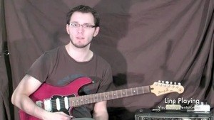 Online Guitar Lessons - Visualizing Pentatonics - Line Pla...