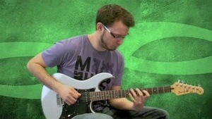 Online Guitar Lessons - Playing Out - Using Shapes (Exampl...