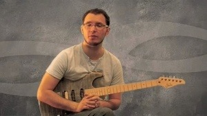Online Guitar Lessons - Playing Over Changes (Part 1) Scal...