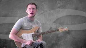 Online Guitar Lessons - Shell Voicings - Applied to the Bl...