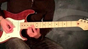 Online Guitar Lessons - Funky Blues - Simple Lead