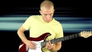 Online Guitar Lessons - Instrumental Song Idea - Main Them...