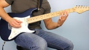 Online Guitar Lessons - Howe Fusion Licks - Lick 3