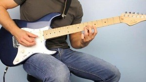 Online Guitar Lessons - Howe Fusion Licks - Lick 1