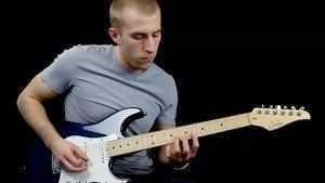 Online Guitar Lessons - 4 Step Groove - Level 4