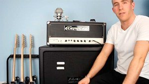 Online Guitar Lessons - The Basics of Miking an Amp - Over...