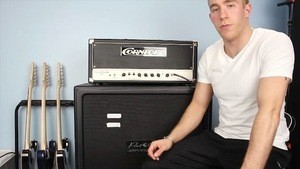 Online Guitar Lessons - The Basics of Miking an Amp - Comm...
