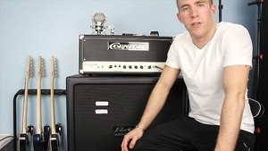 Online Guitar Lessons - The Basics of Miking an Amp - Type...
