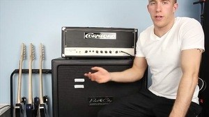 Online Guitar Lessons - The Basics of Miking an Amp - Fina...