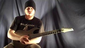 Online Guitar Lessons - Djent Series Part 2 - Rhythmic Dis...