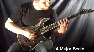 Online Guitar Lessons - Solving Mode Mysteries - Major Mod...