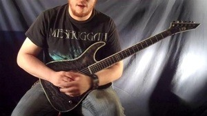 Online Guitar Lessons - Drilling Drop D - Chords