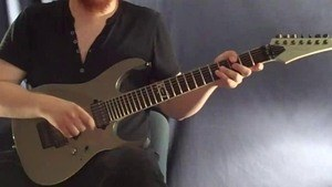 Online Guitar Lessons - 7-String Essentials - Arpeggios