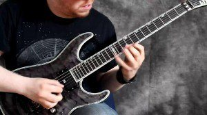 Online Guitar Lessons - Intervallic Approach - Etude