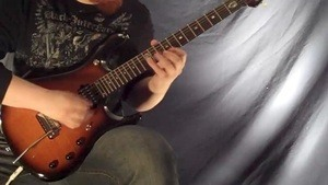 Online Guitar Lessons - In The Style of Scar Symmetry (Per...