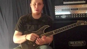 Online Guitar Lessons - 'Starting Here' Solo - Part 3