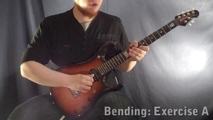 Online Guitar Lessons - Outside Phrasing - Bending