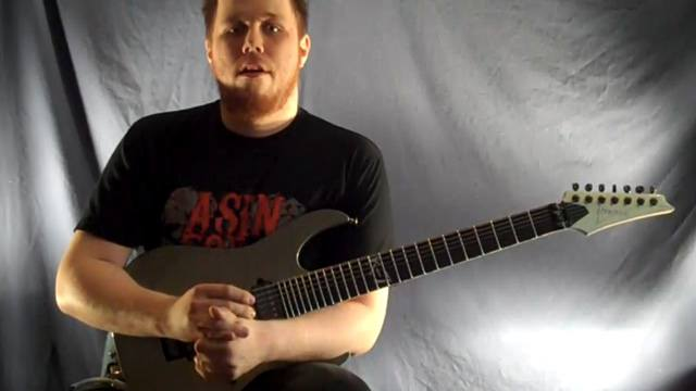 Online Guitar Lessons - Djent Series Part 1 - Introduction