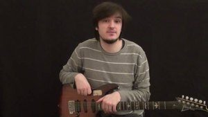 Online Guitar Lessons - Tim Miller Substitution Idea - Con...