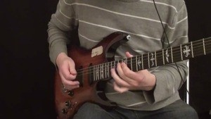 Online Guitar Lessons - Tim Miller Substitution Idea - Exa...
