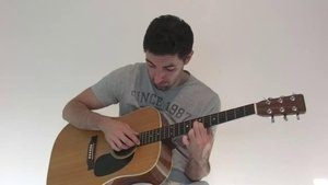 Online Guitar Lessons - 'In the Style of Andy Mckee' - Aco...