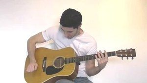 Online Guitar Lessons - Percussive Fingerstyle - Part 1