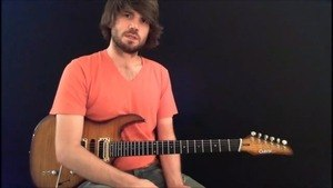 Online Guitar Lessons - Licking Up the Modes: Ionian - Int...