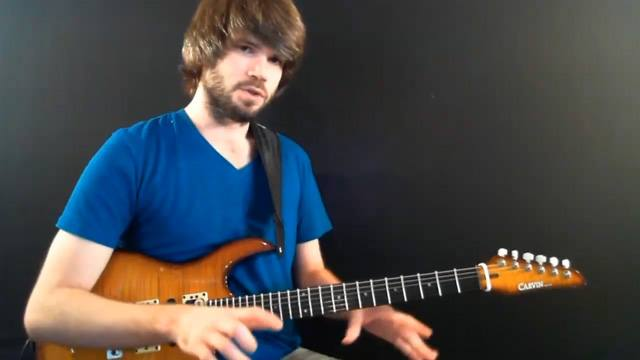 Licks in the Style of Guthrie Govan: Intro & Lick 1