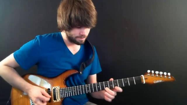 Licks in the Style of Guthrie Govan: Lick 2