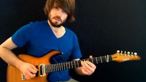 Online Guitar Lessons - Licks in the Style of Greg Howe: I...