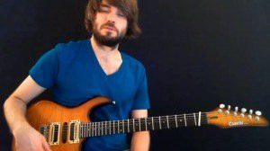 Online Guitar Lessons - Licks in the Style of Greg Howe: L...
