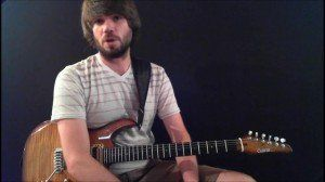 Online Guitar Lessons - Licking Up the Modes: Dorian - Int...