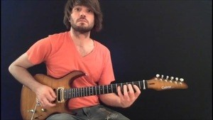 Online Guitar Lessons - Licking Up the Modes: Ionian - Lic...