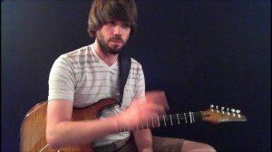 Online Guitar Lessons - Licking Up the Modes: Dorian - Lic...