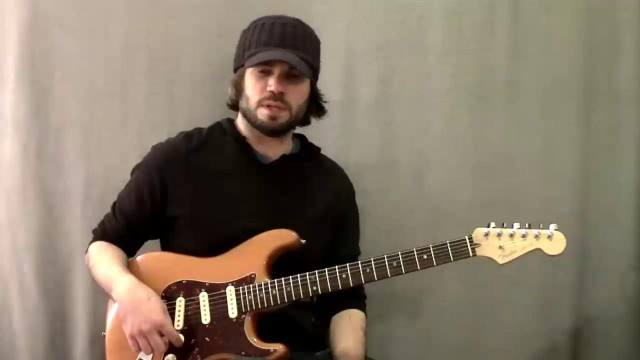 Guitar Lessons - Tapping with Pentatonics: Lick 1